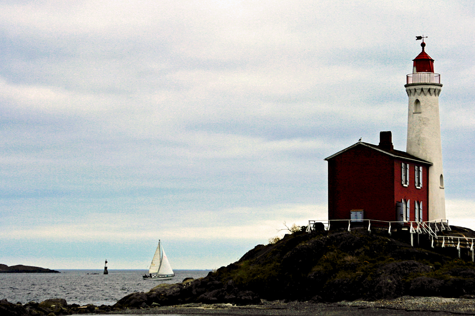 № 20 - Fisgard Lighthouse, British Columbia, Canada