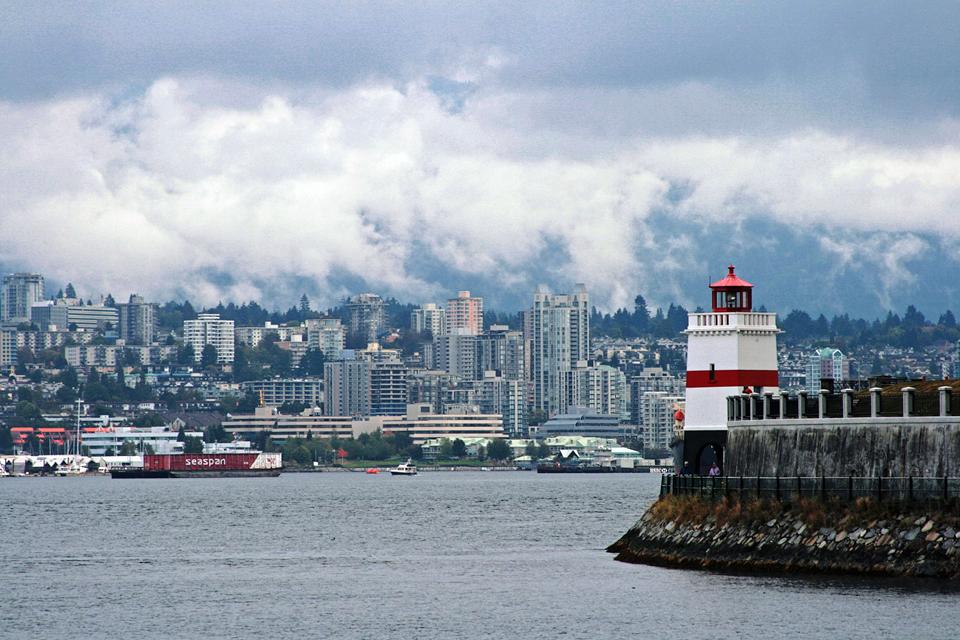 № 15 - Stanley Park, British Columbia, Canada