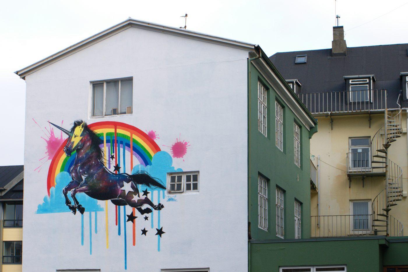 Rainbow and Unicorn