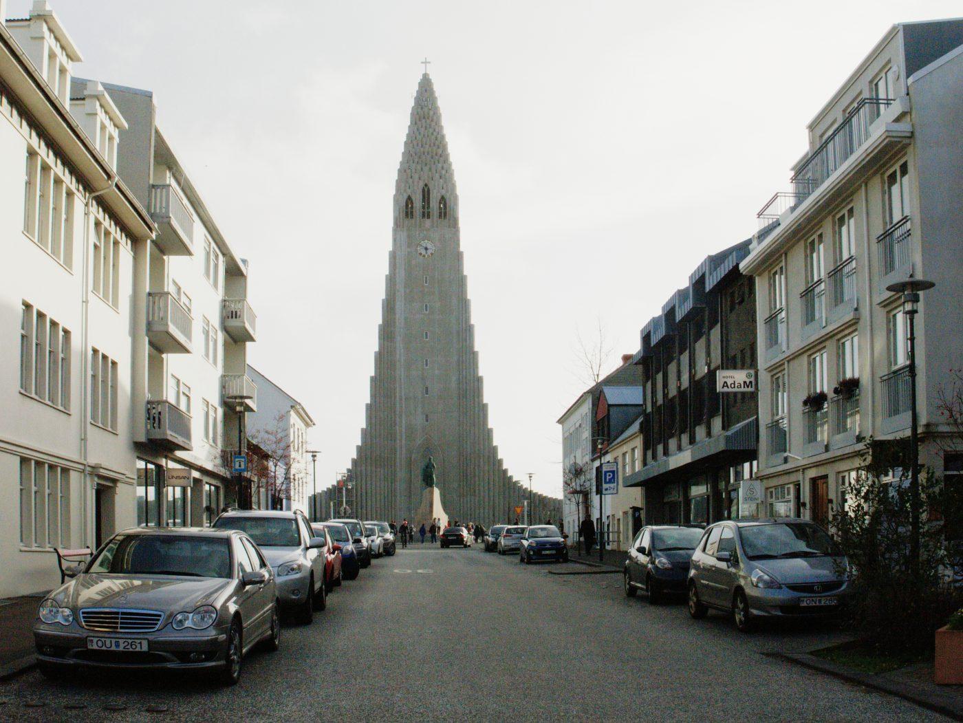 Skólavörðustígur